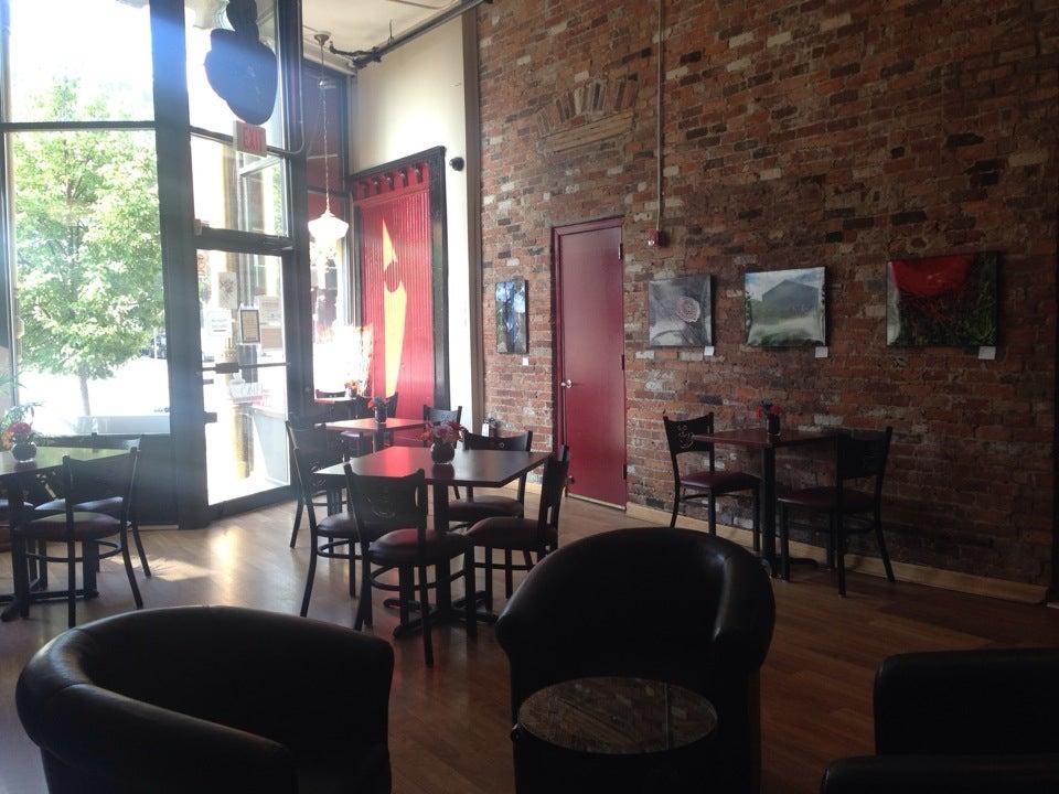 Perks Cafe,