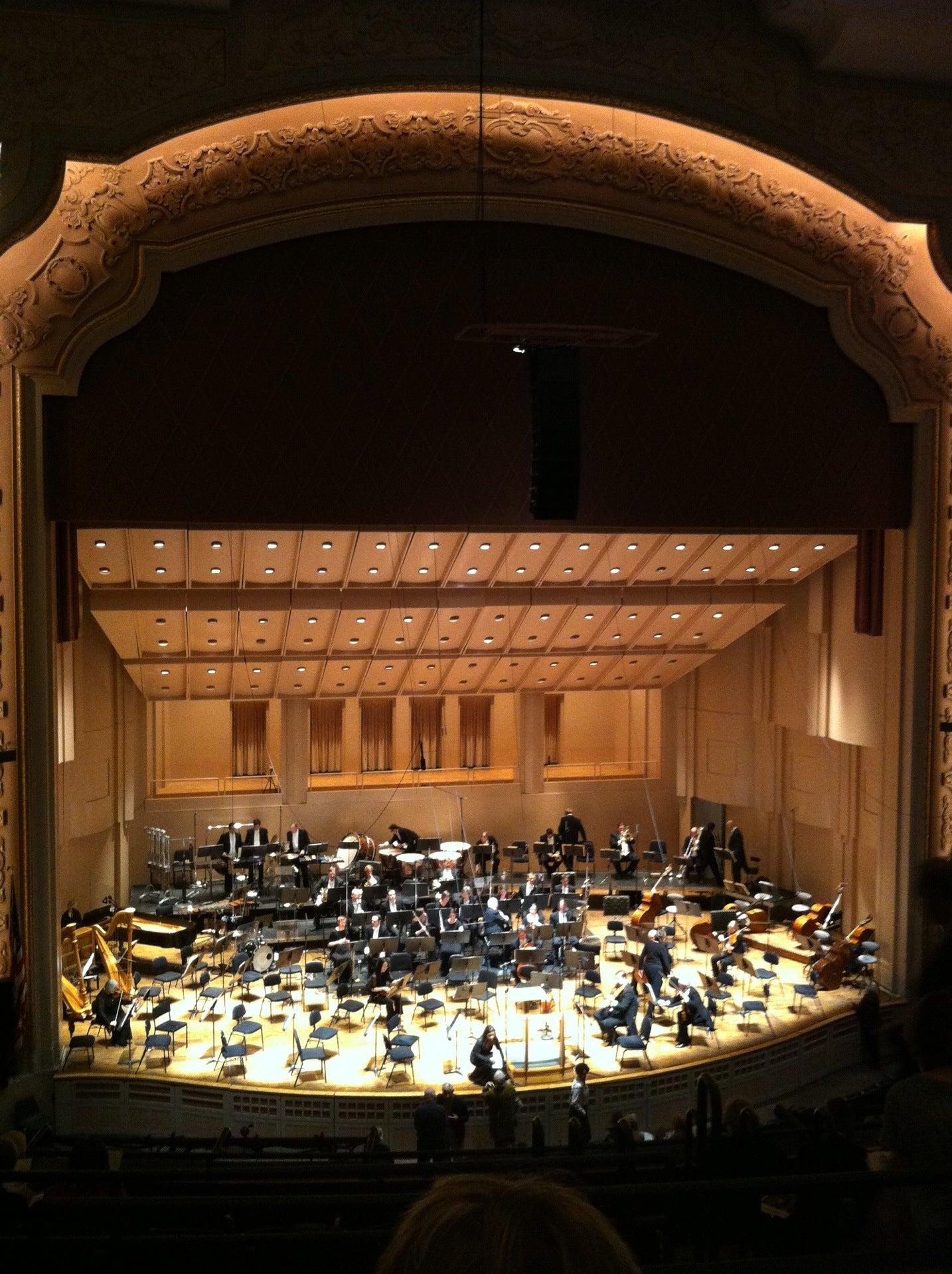 arlene schnitzer concert hall  portland  tickets  schedule