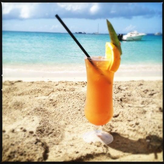 Friar's Bay Beach Bar