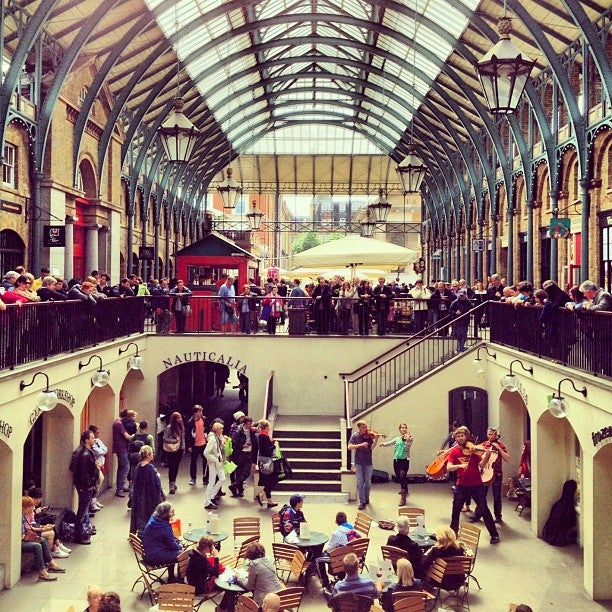 10 Secrets Of Covent Garden Market