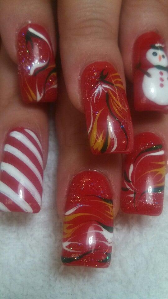 Hot Nails,