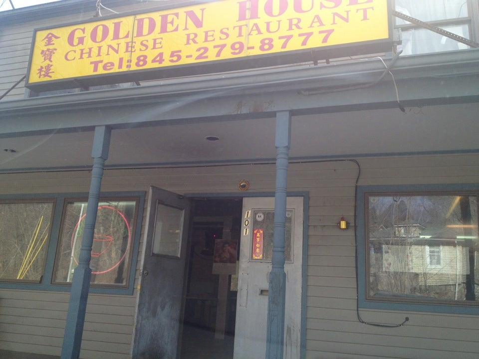 Golden House Chinese Take-Out,