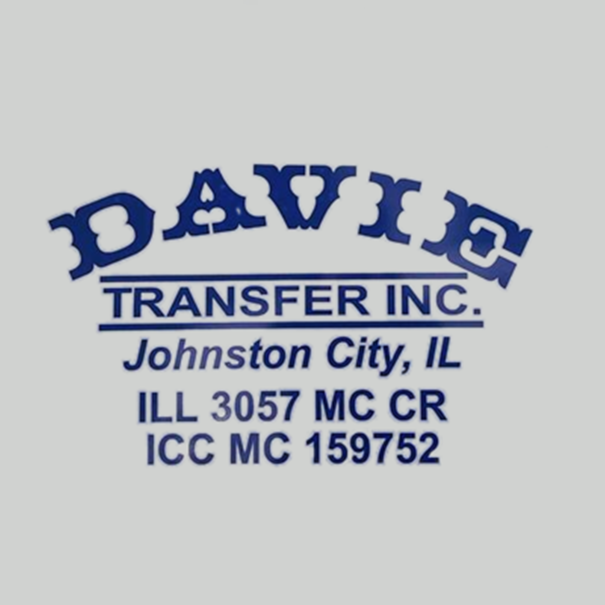 Davie Transfer Inc,