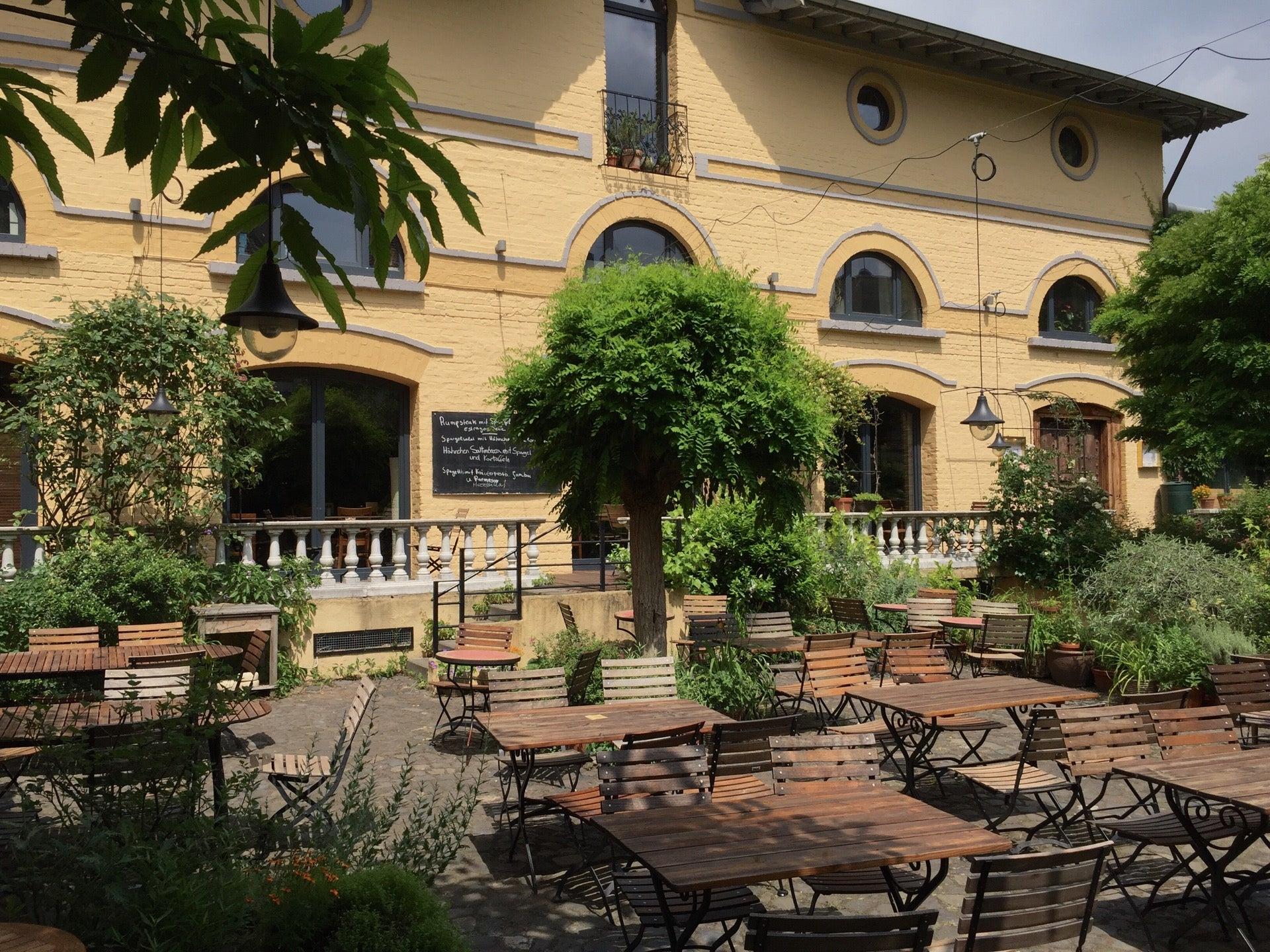 Café Kosmopolit in Krefeld - speisekarte.de