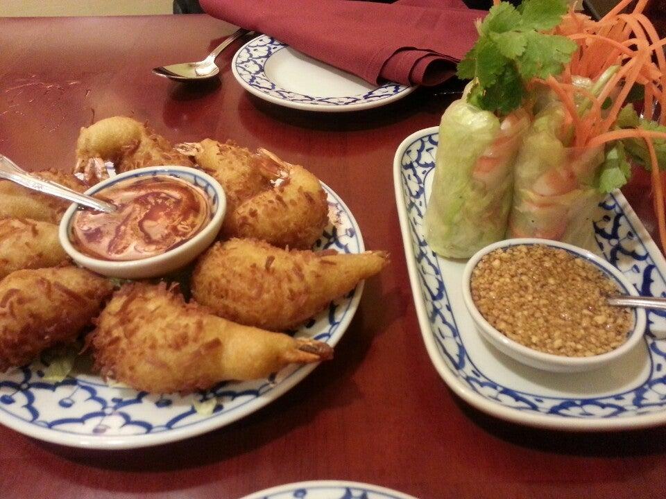 Supatra's Thai Cuisine