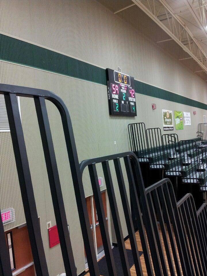 Evans High School,