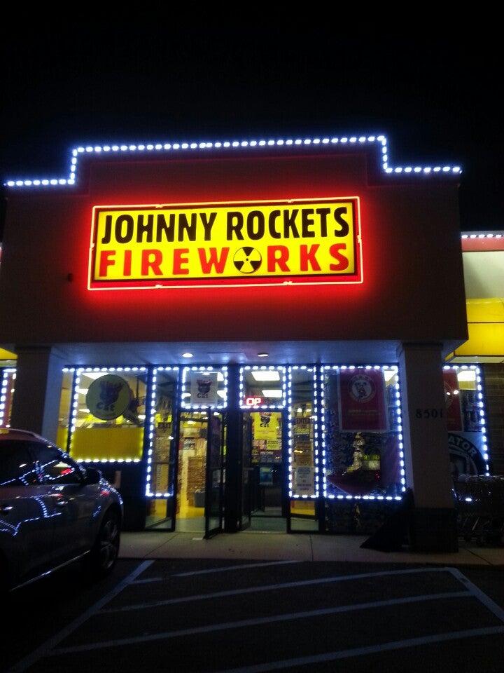 JOHNNY ROCKETS,