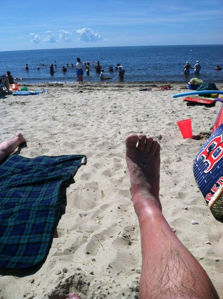 Glendon Road Beach
