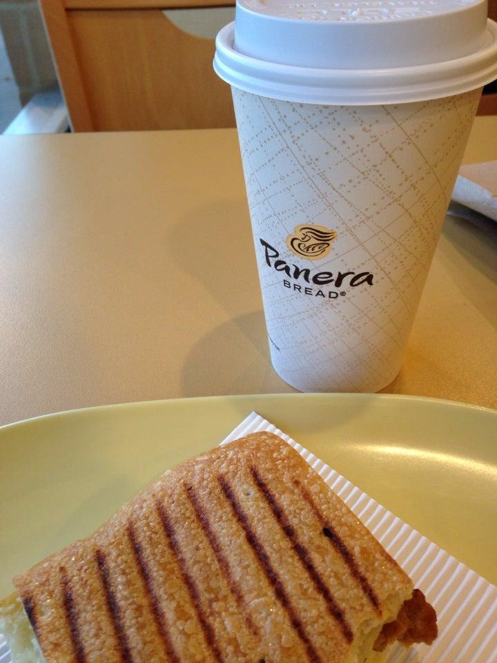 Panera Bread,bakery,coffee,fireplace,java,mocha,salad,soup,the greene