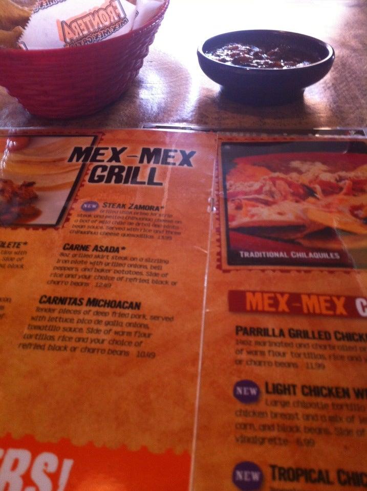 Frontera Mex Mex Grill,