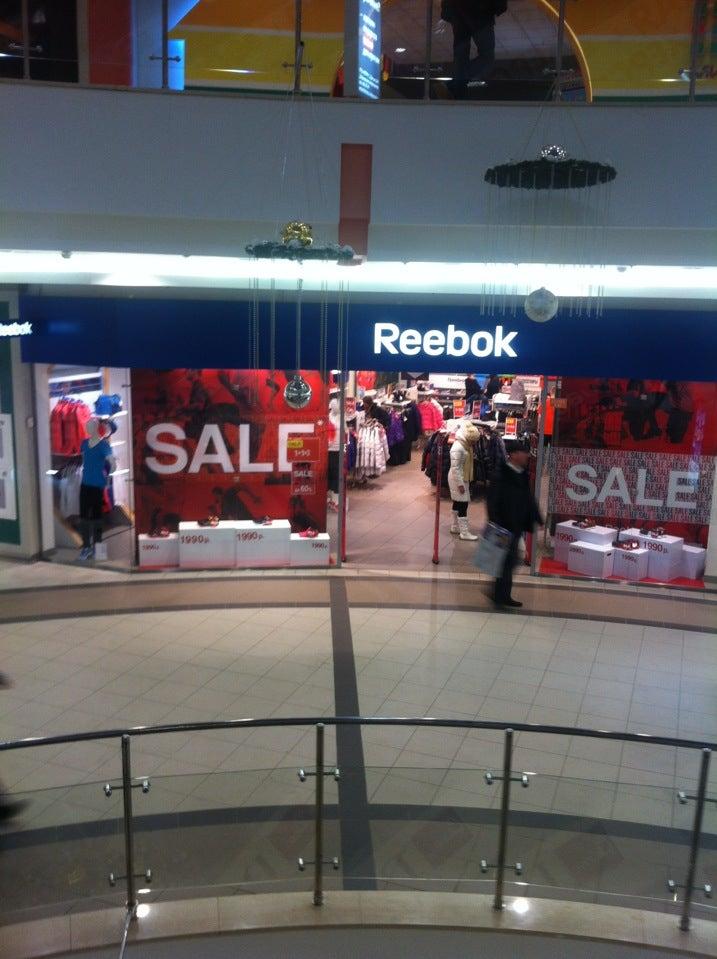 73ae0e9eda4ddc Reebok на Индустриальном, отзывы о спортивных магазинах Санкт-Петербурга,  адрес, телефон и фото Reebok на карте