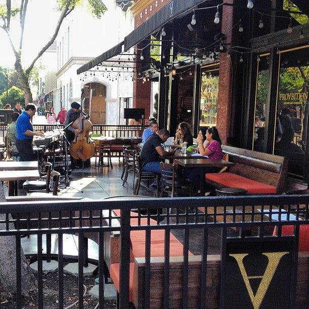 PRO∀BITION Whiskey Bar & Restaurant