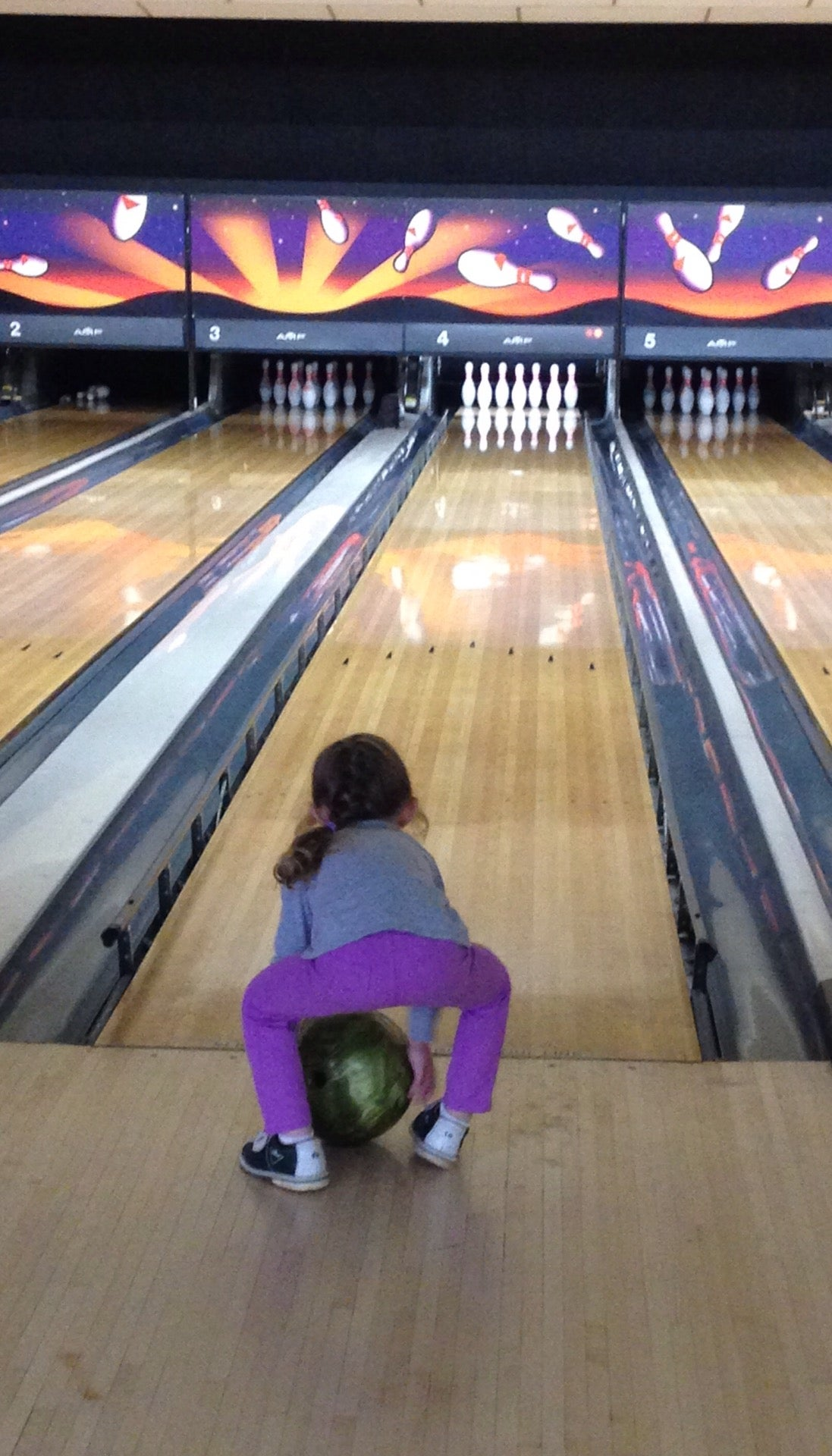 AMF COLONIAL LANES,