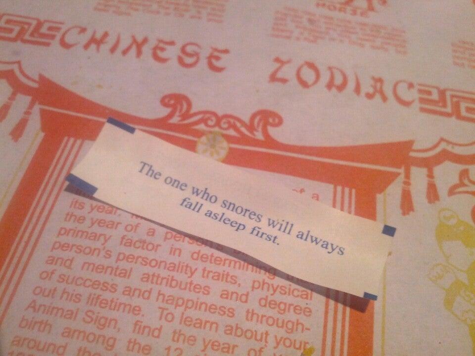 Szechuan Chinese Restaurant & Lounge,