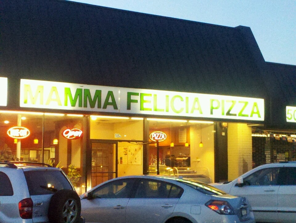 Mama Felicia Trattoria & Pizza,