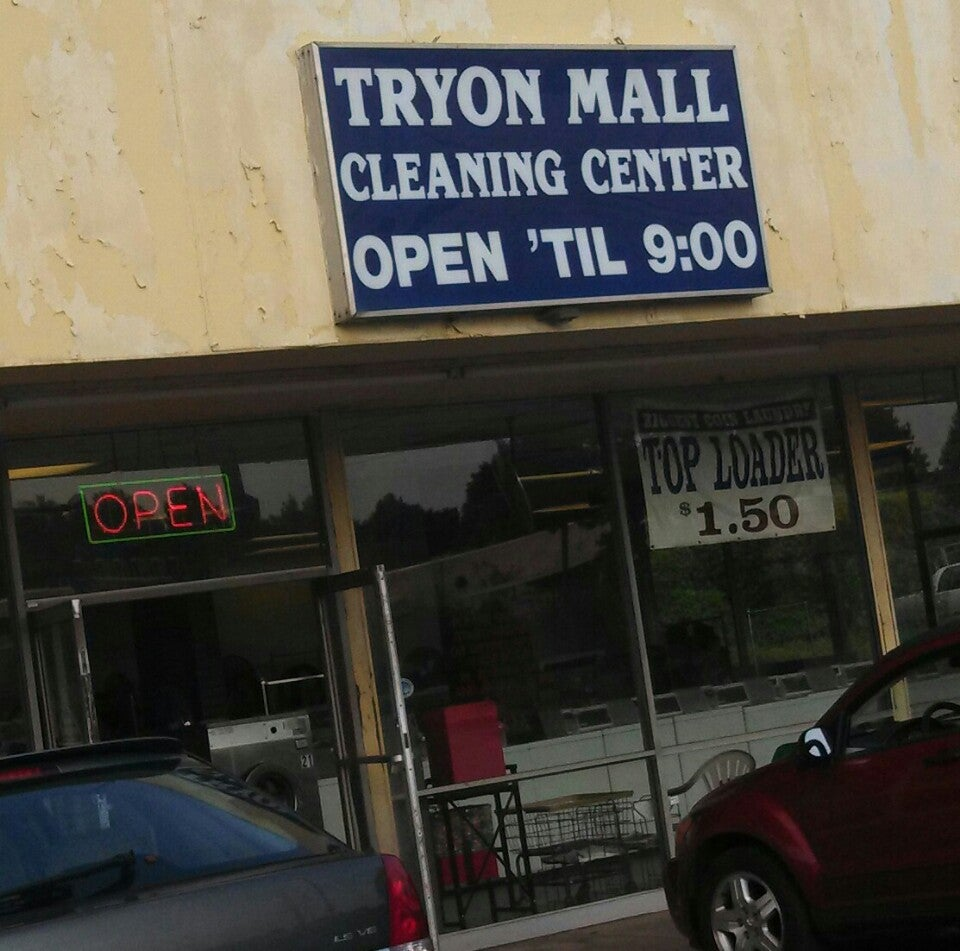 Tryon Mall Cleaning Center,