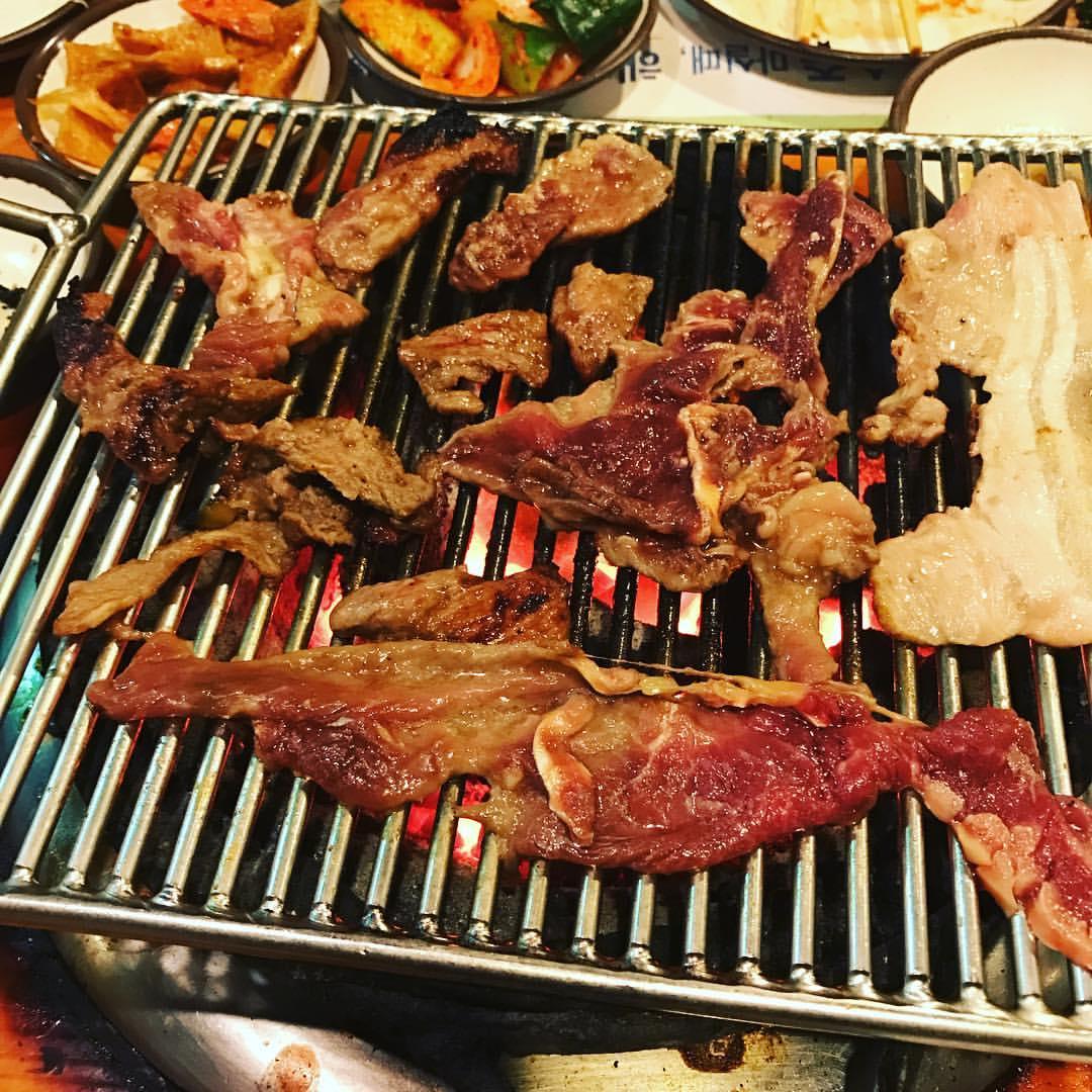 San Soo Kap San,barbeque,korean bbq