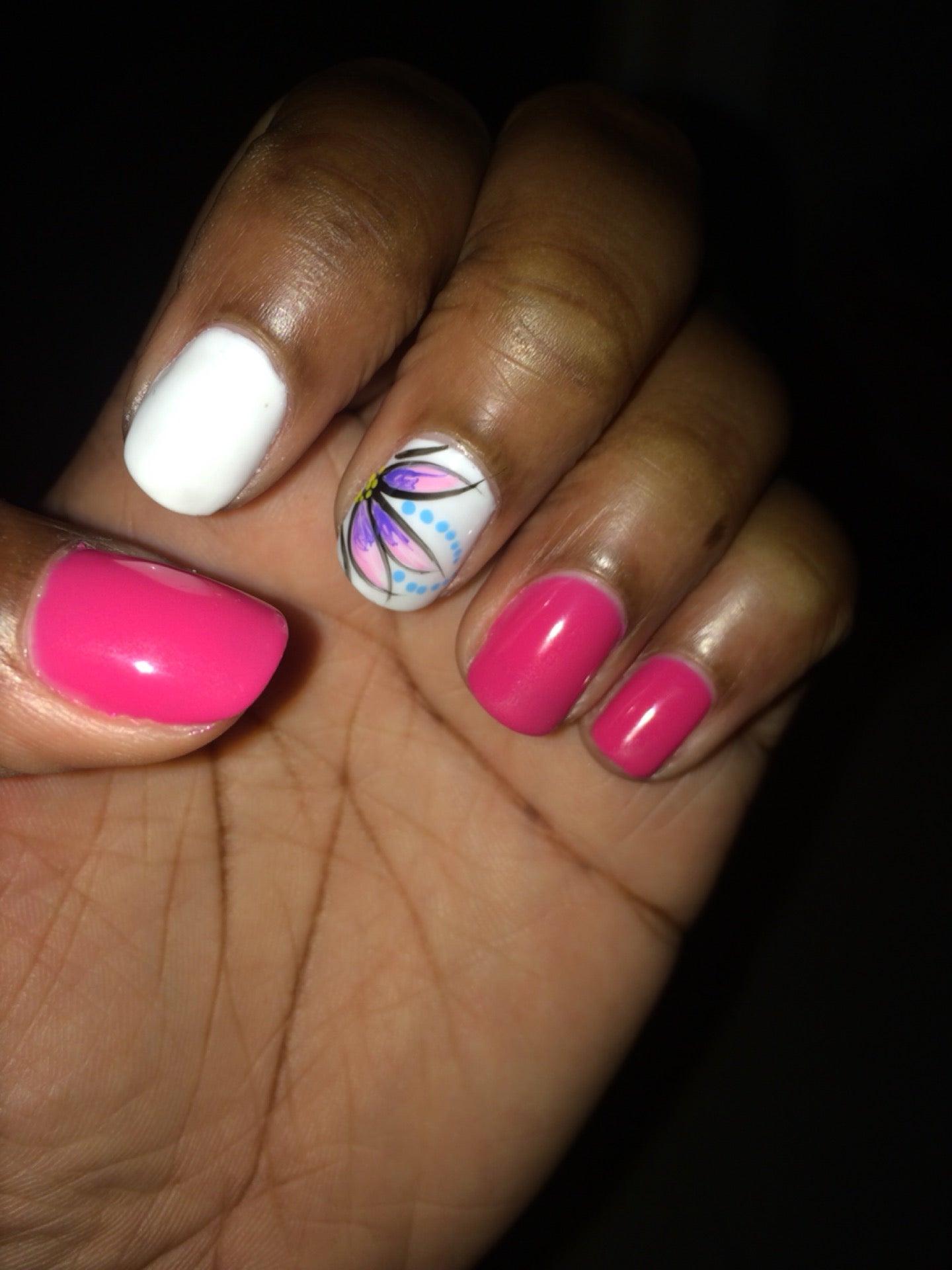 7 Nails & Spa,