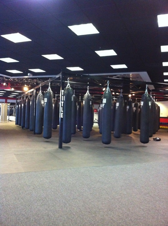 Title Boxing Club,