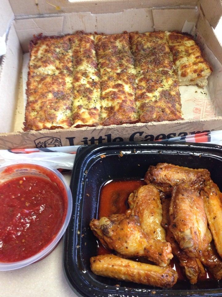 Little Caesars Pizza,