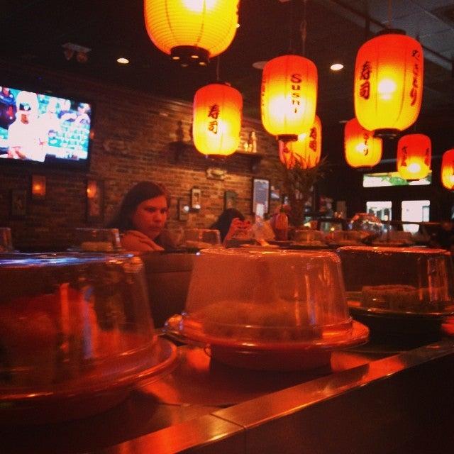 KYODAI ROTATING SUSHI BAR,japanese,sushi,trendy