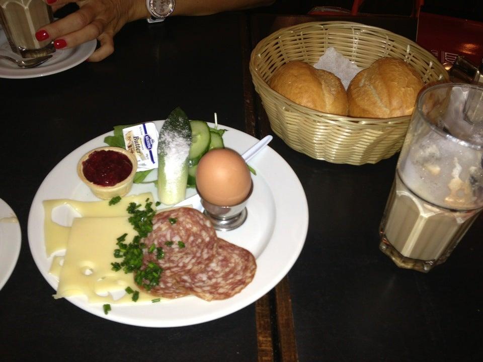 Cafe Lebensart Speisekarte