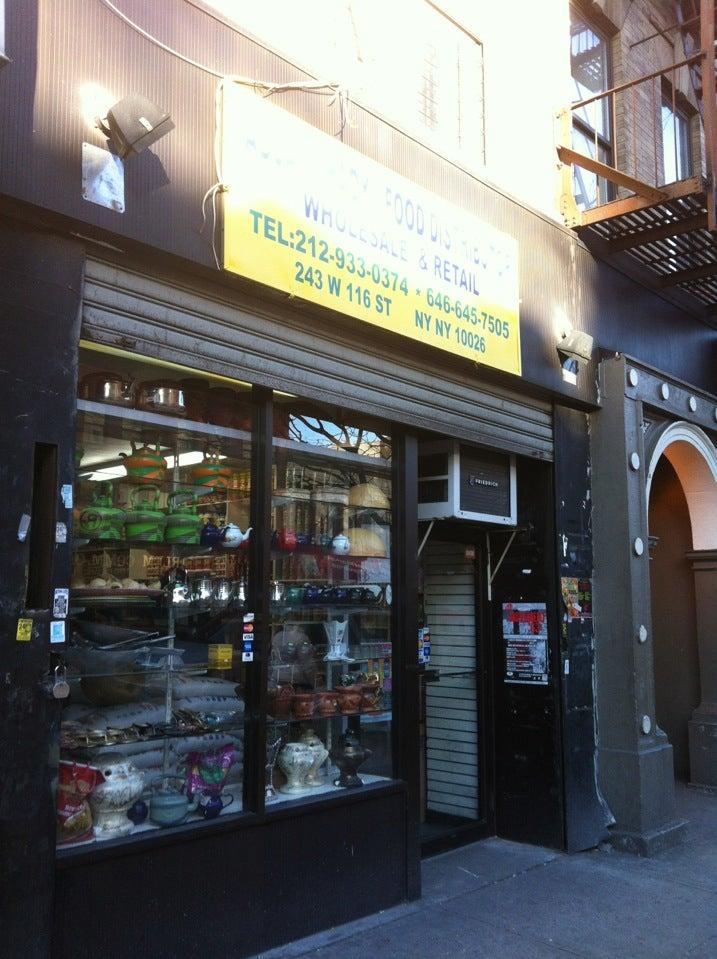 Adja Khady Food Distributors Fatuh - Uncategorized - 251 W