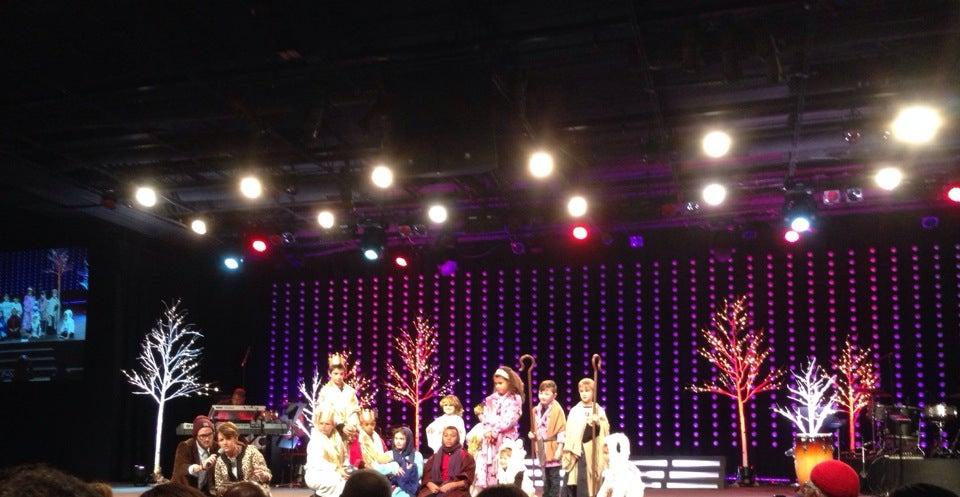 The Rock Family Worship Center,