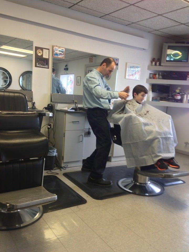 Sonny's Barber Shop,