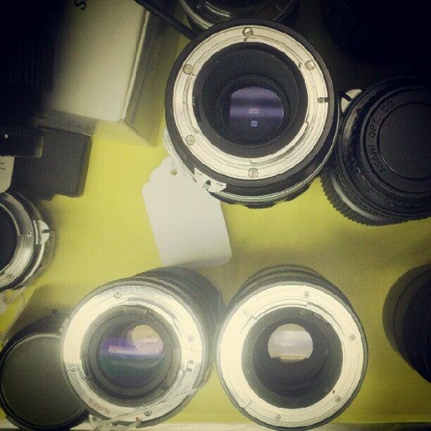 Dominion Camera,