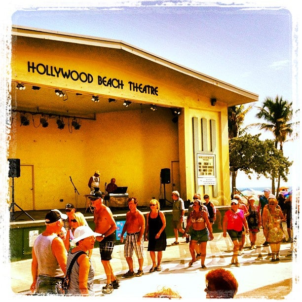 Hollywood Beach Theater