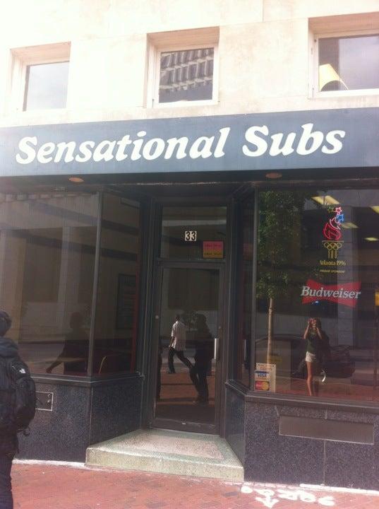 Sensational Subs,