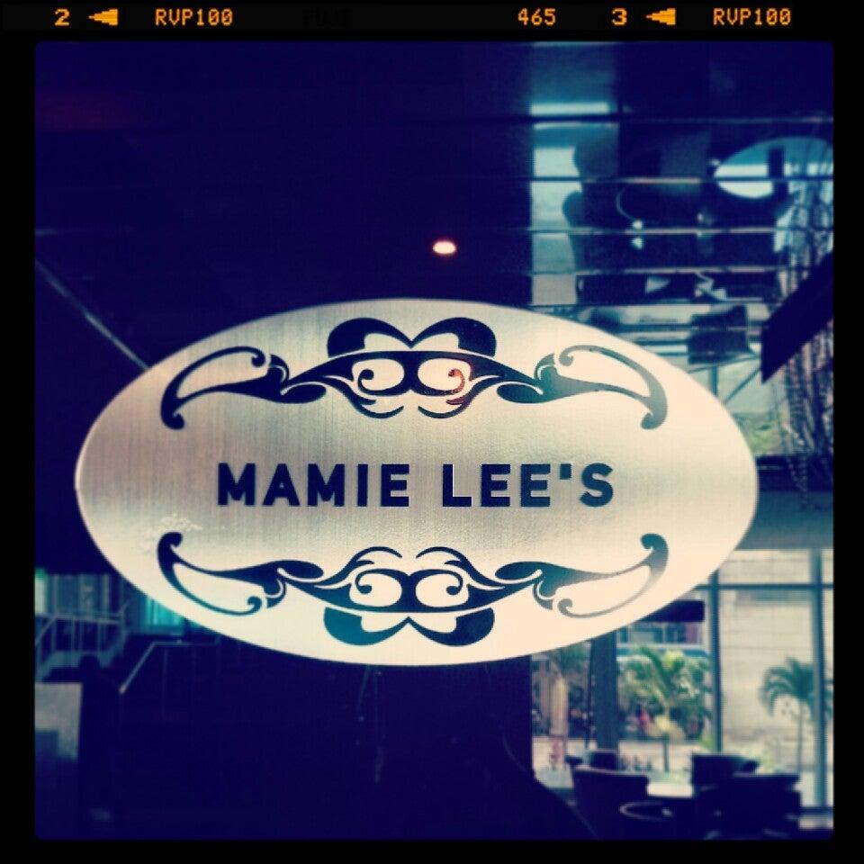Mamie Lee's