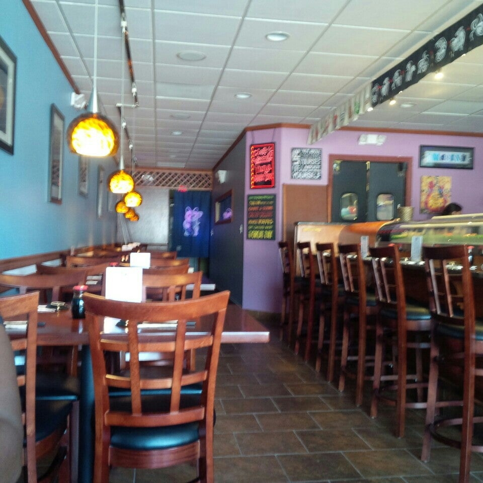 Sushi Express Restaurant & Grill,