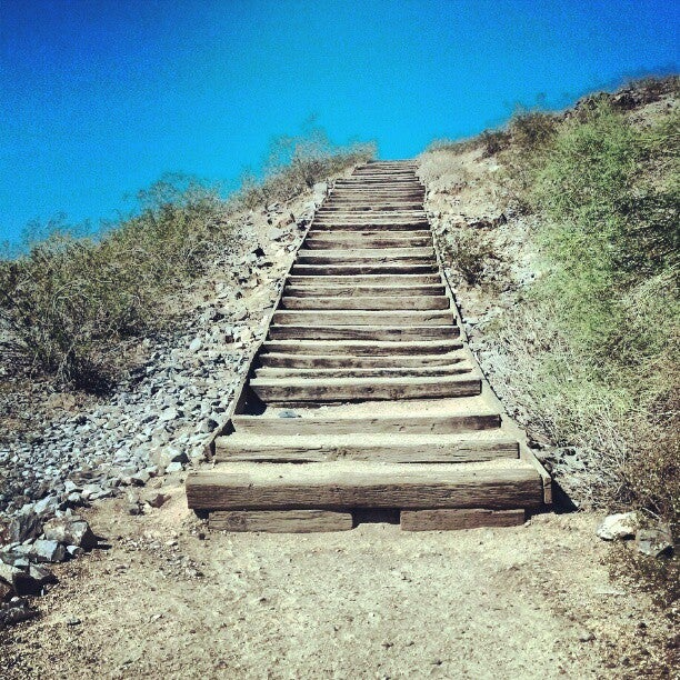 """A"" Mountain (Hayden Butte Preserve)"