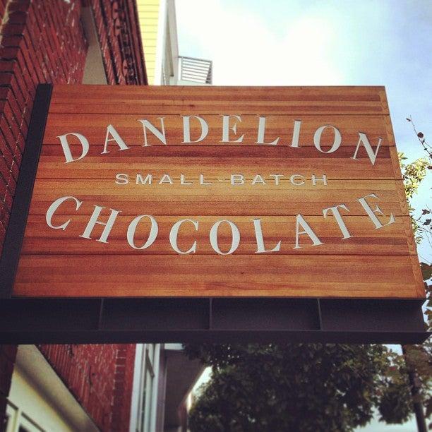 Dandelion Chocolate