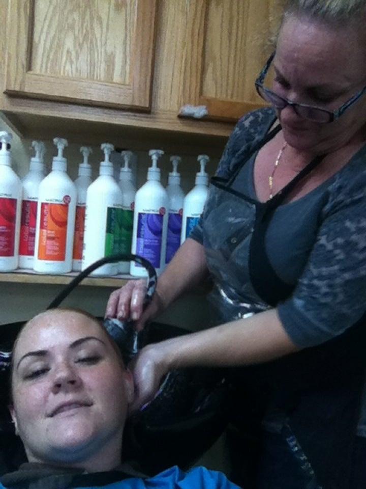 Hands On Hair Salon,