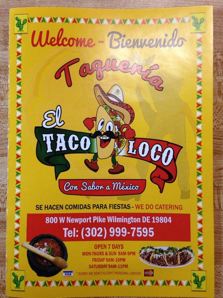 Taqueria El Taco Loco,