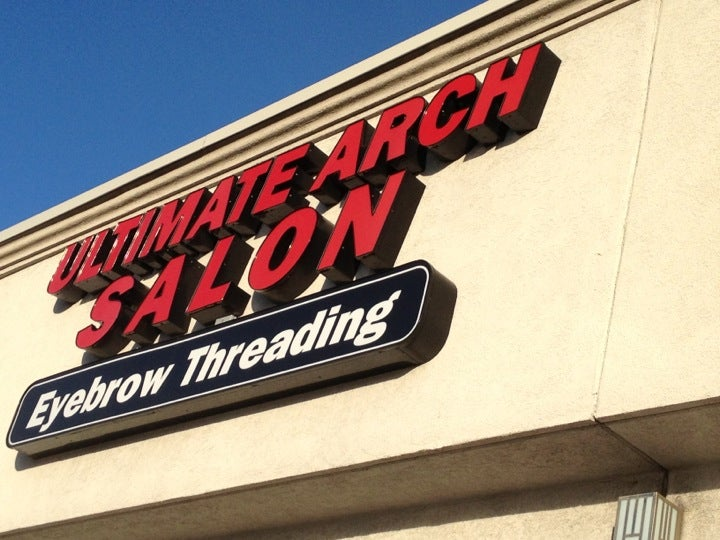 Ultimate Arch Eyebrow Threading Salon,