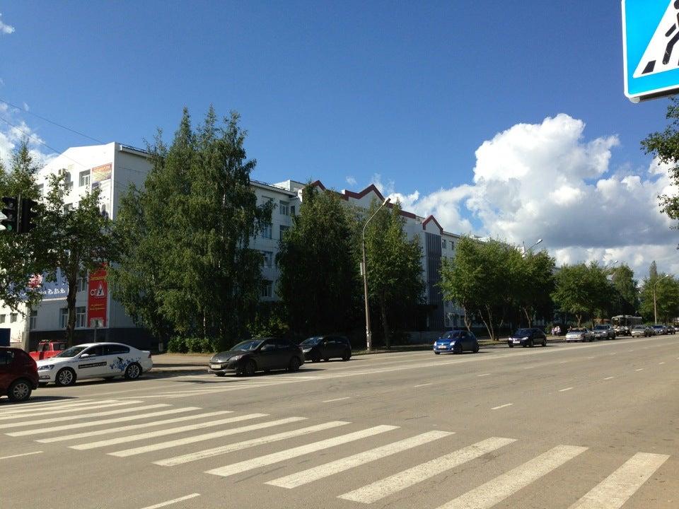 СыктГУ, Сыктывкарский государственный университет фото 1