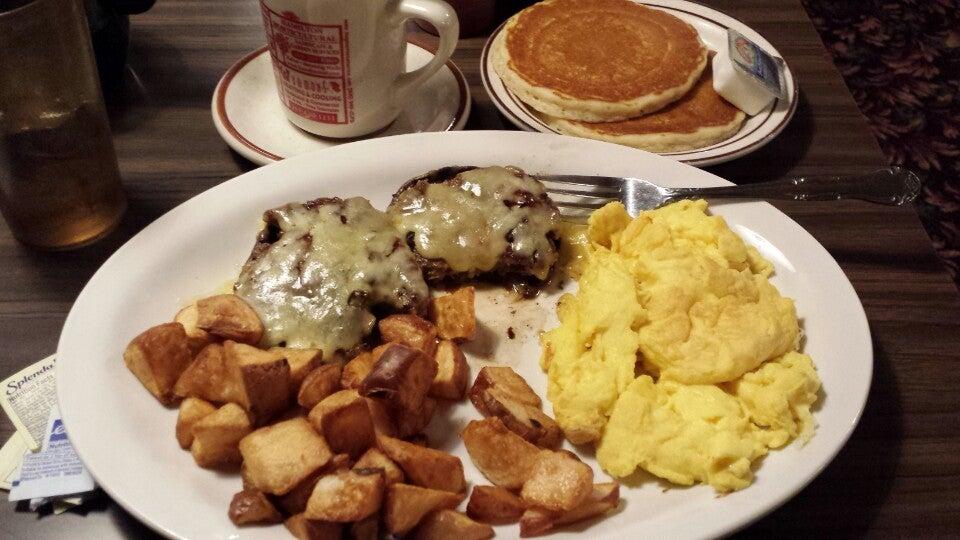 The Pancake House,