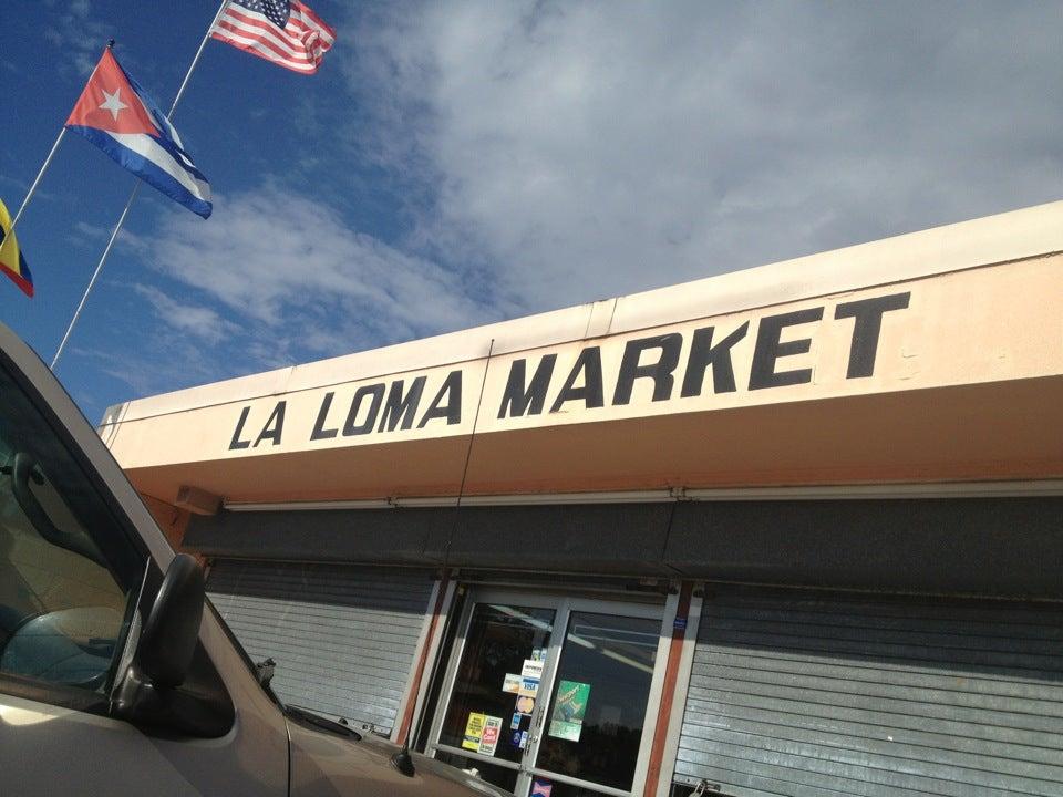 La Loma Market Inc,
