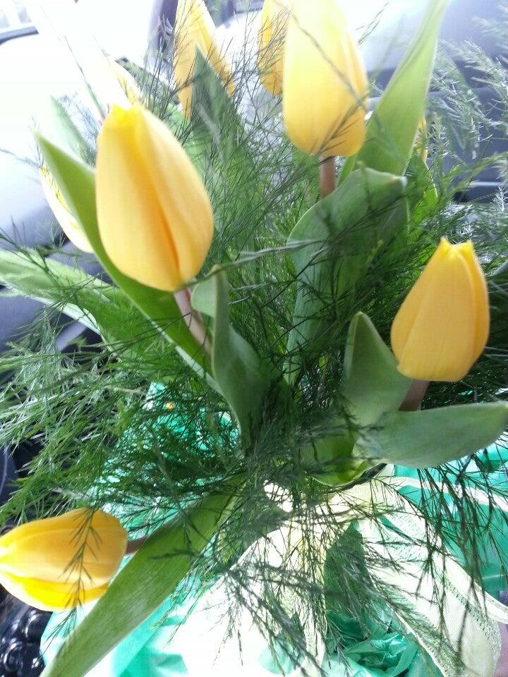 Hoover Flowers,
