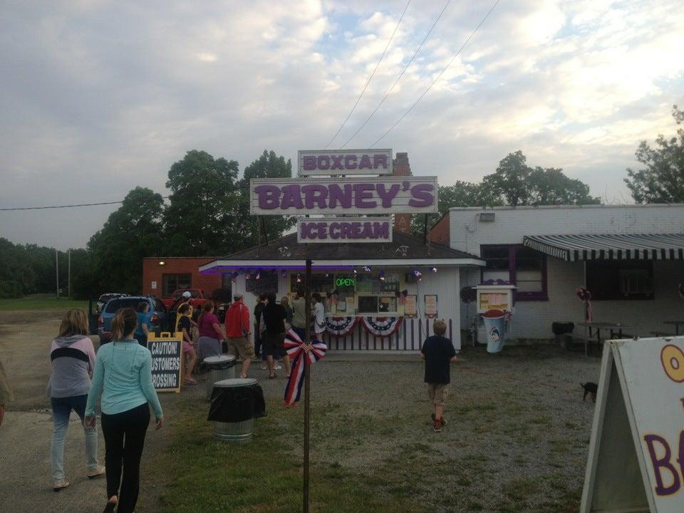 Boxcar Barney's,