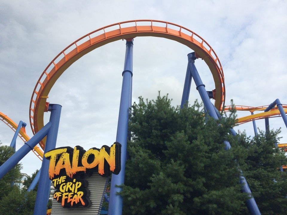 Talon: The Grip of Fear