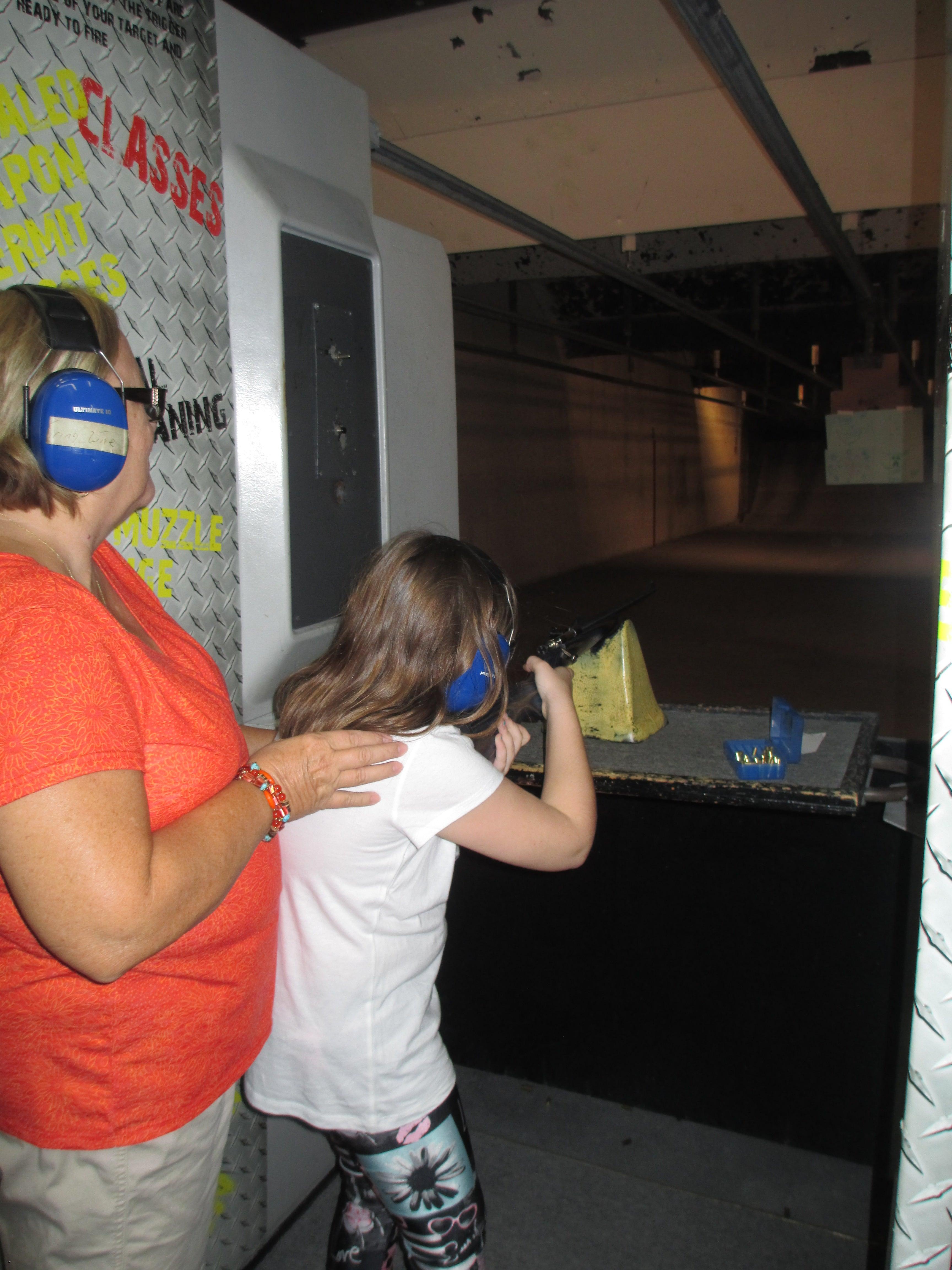 Firing Line Gun Range,shooting range