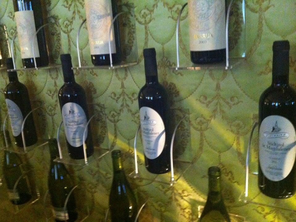 Weinstockwerk in Nürnberg