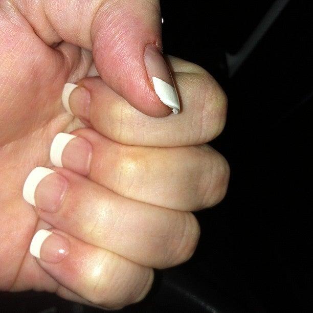 Nail First,