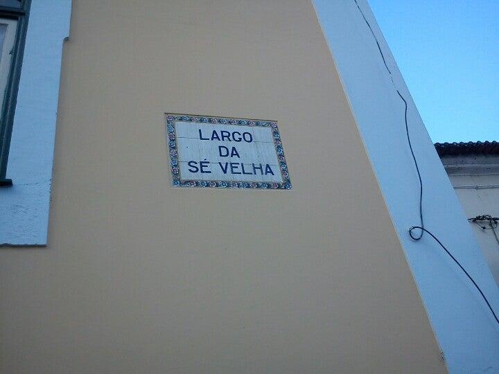 Largo da Sé Velha