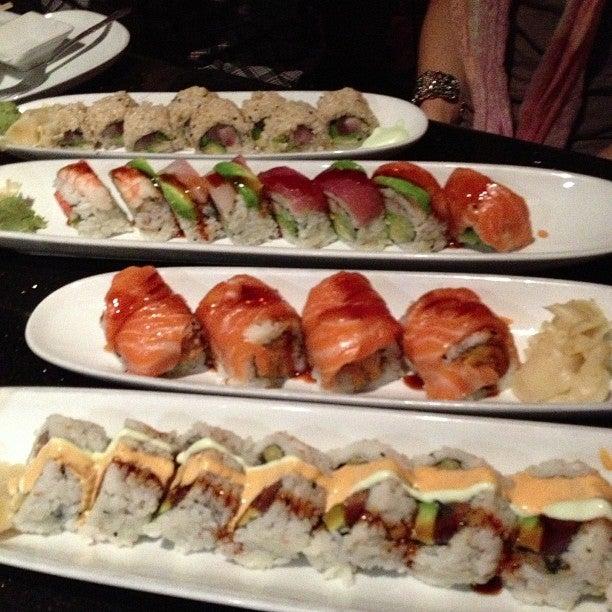 Flirt Sushi Lounge,sushi